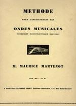 Méthode Ondes Martenot