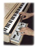 Ondes Martenot, le clavier